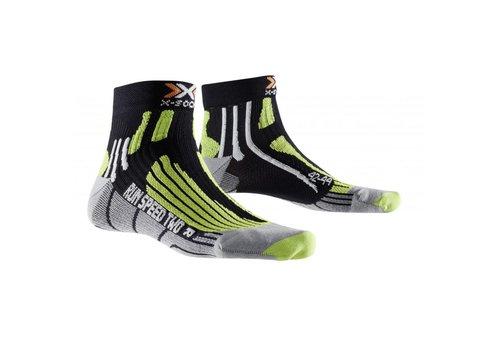 X-Socks Running Speed Two Black