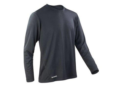 Spiro Quickdry Longsleeve T-shirt heren
