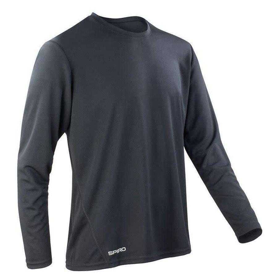 Spiro Quickdry Longsleeve T-shirt men