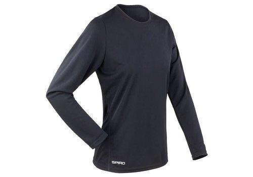 Spiro Quickdry Longsleeve T-shirt dames