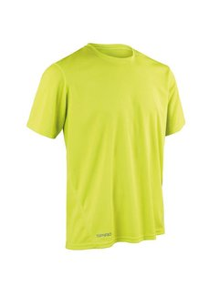 Spiro Spiro Quickdry Shortsleeve T-shirt men