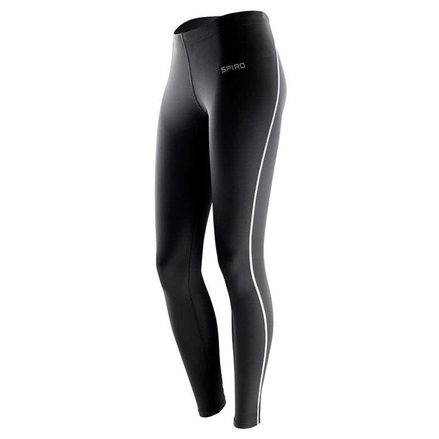 Spiro bodyfit baselayer leggings dames