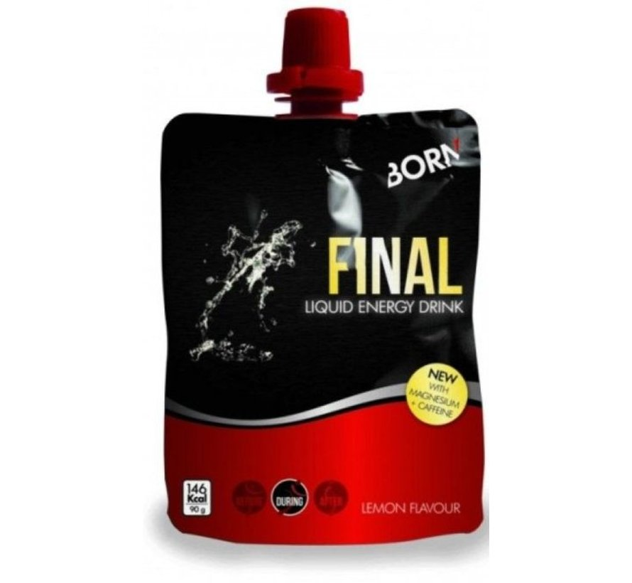 Born Final Liquid Energy Drink