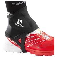 Salomon Trail gaiter low black.