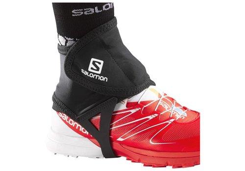 Salomon Trail gaiter low black