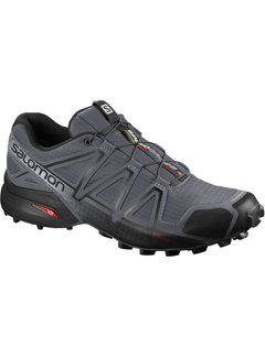 Salomon Salomon Speedcross 4 Wide Trailrunschoen Grijs
