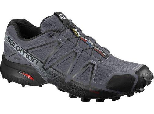 Salomon Salomon Speedcross 4 Wide Trailrunschoen Grijs