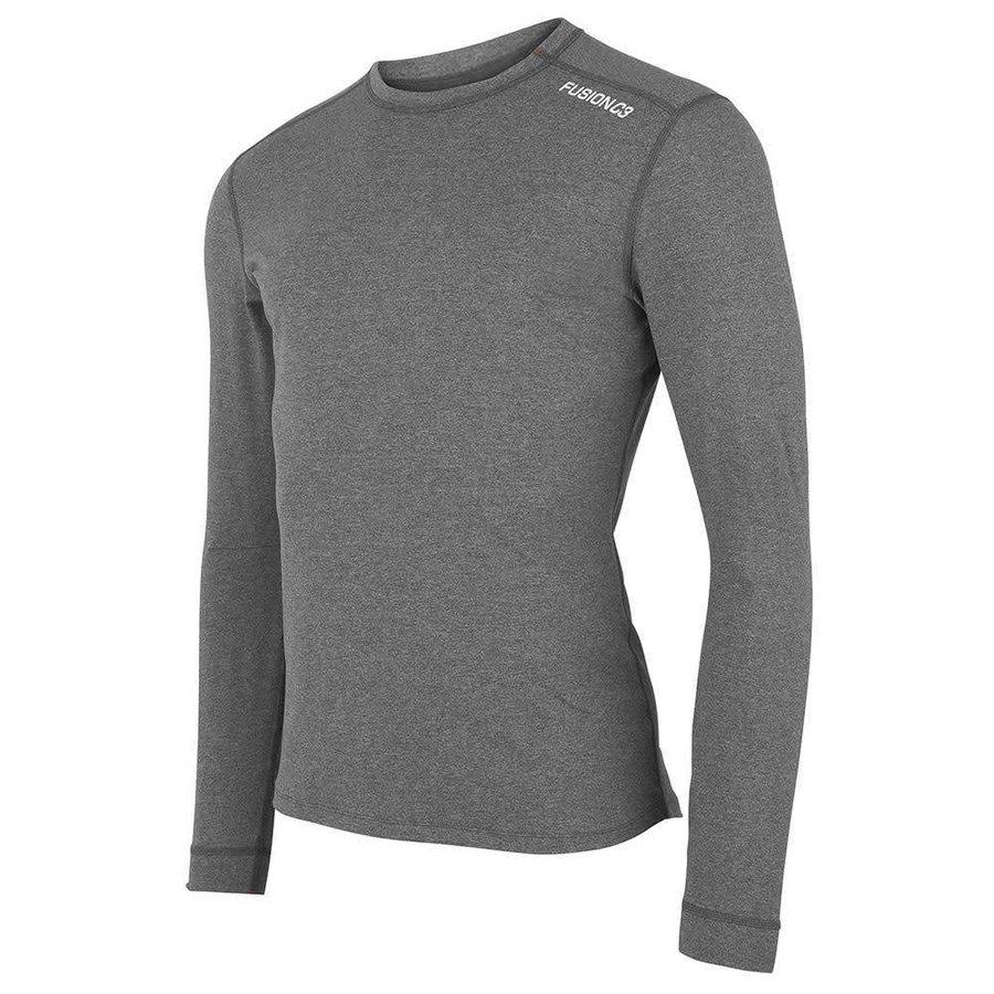 C3 Sweatshirt Greymelange Männer