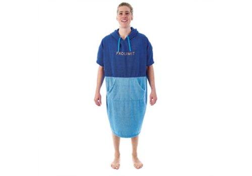 Prolimit Poncho Blauw-Blauw
