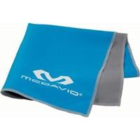 McDavid uCool Cooling Handtuch Neon Blau