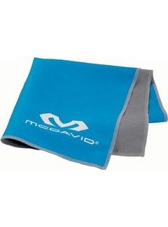 McDavid McDavid uCool Cooling Handdoek Neonblauw