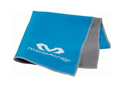 McDavid uCool Cooling Handdoek Neonblauw