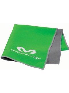 McDavid McDavid uCool Cooling Towel Neongroen