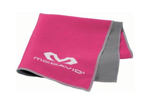McDavid uCool Cooling Handdoek Neonroze
