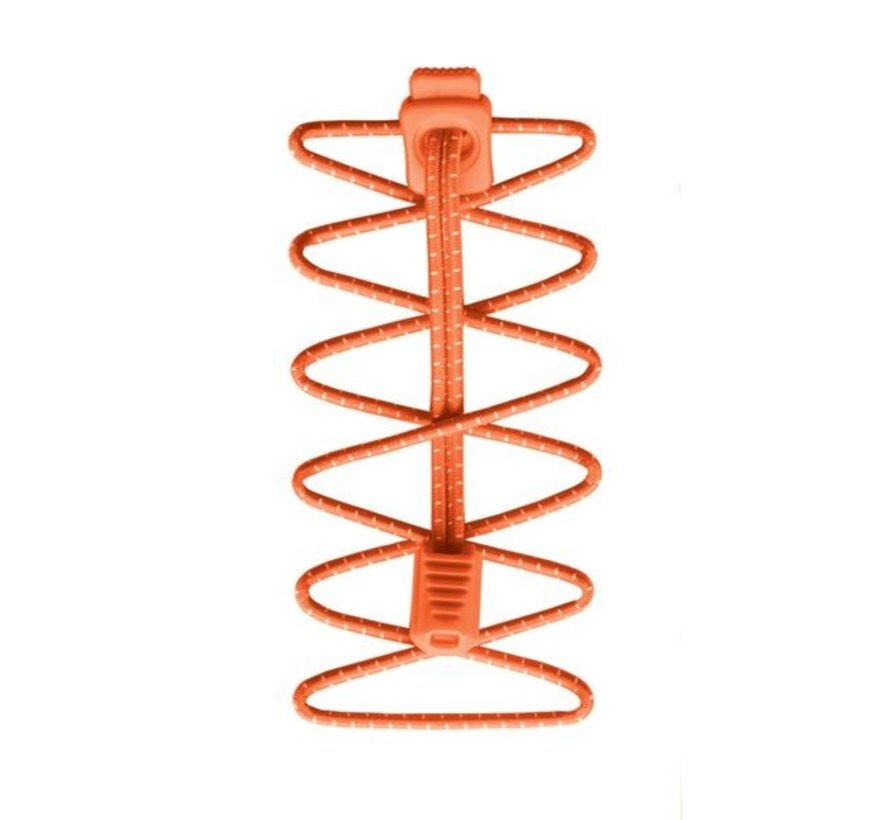 Nathan Run Schnürsenkel Neon Orange