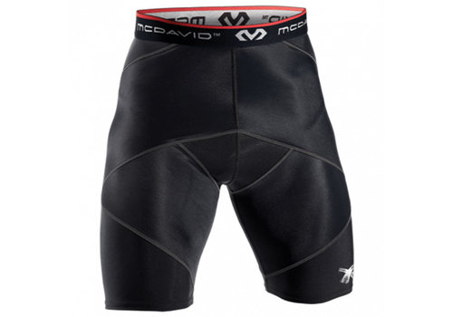 McDavid Cross Compression Shorts Männer Schwarz