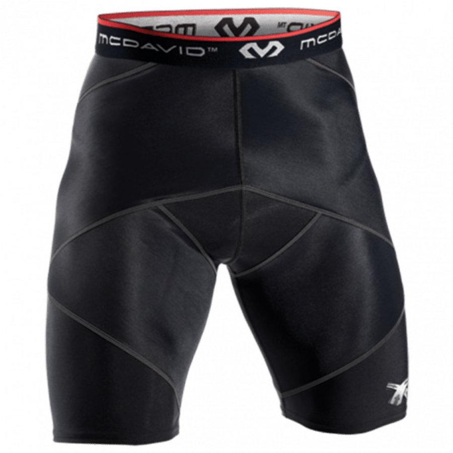 McDavid Cross Compression Shorts Männer Schwarz