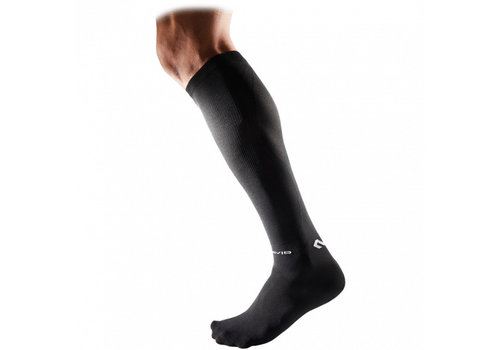 McDavid Elite Recovery Compression Socks Black