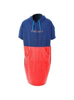 Prolimit Prolimit Poncho Blauw-Rood