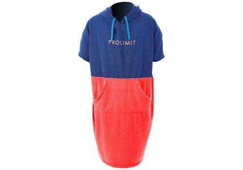 Prolimit Poncho Blauw-Rood