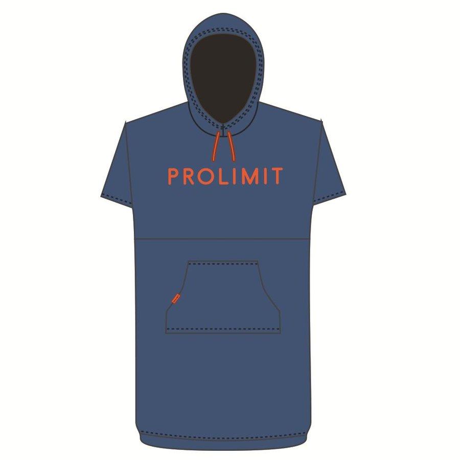 Prolimit Poncho Blue-Blue