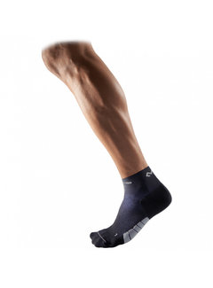 McDavid McDavid Runner Socks Low-Cut Black