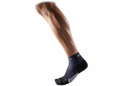 McDavid Runner Socks Low-Cut Zwart