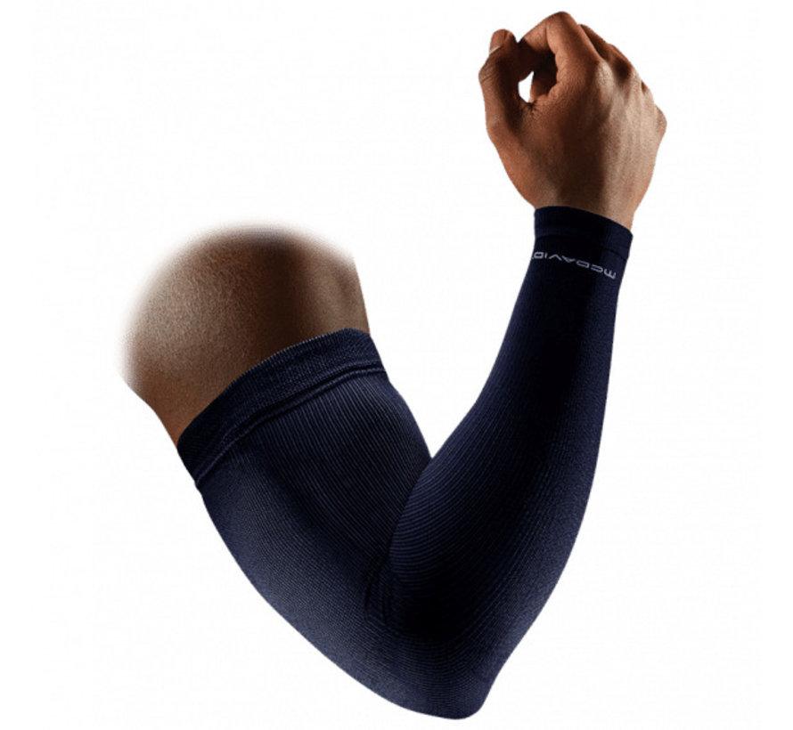 McDavid Active Multisport Armsleeves Black-Blue