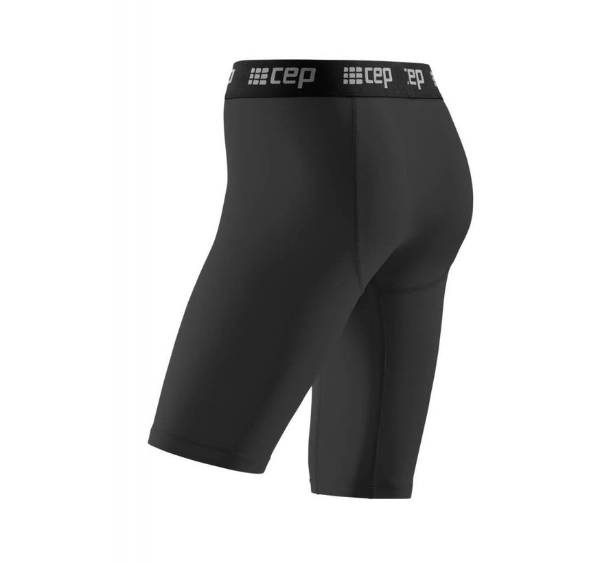CEP acte+ base shorts, black, men