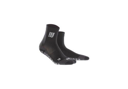 CEP griptech short socks, black, men