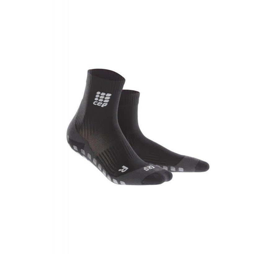 CEP griptech kurze Socken, schwarz, Herren
