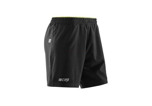 CEP shorts met losse pasvorm, zwart, heren