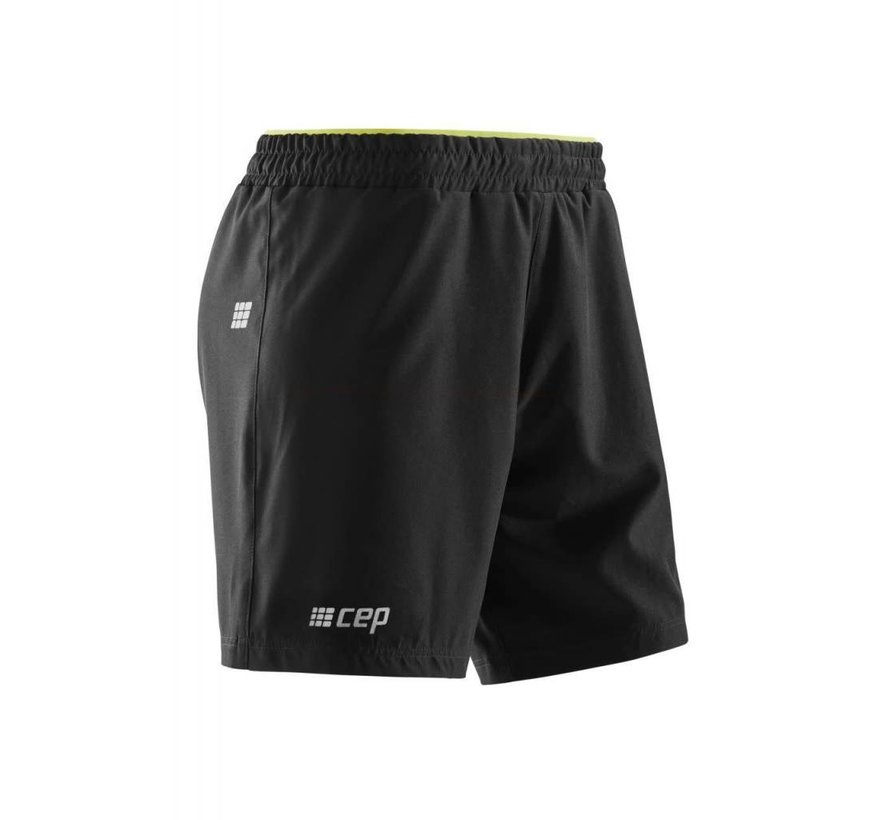 CEP loose fit shorts, black, men