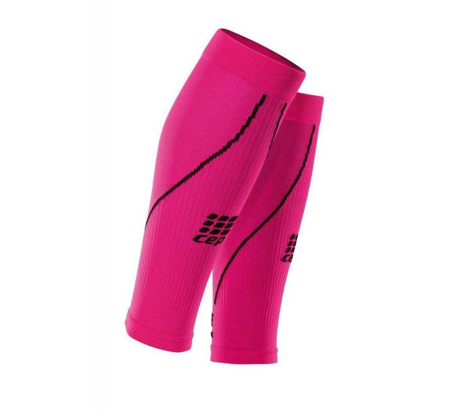 CEP pro + calf sleeves 2.0, pink, women