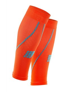 CEP CEP pro+ calf sleeves 2.0, sunset/hawaii blue, men