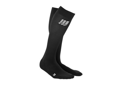 CEP pro + run socks 2.0, black / black, men