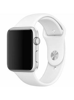 123Watches.nl 42mm Apple Watch wit sport bandje