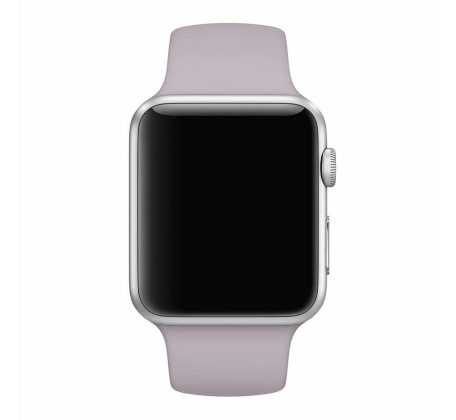 Apple watch sport band - lavendel