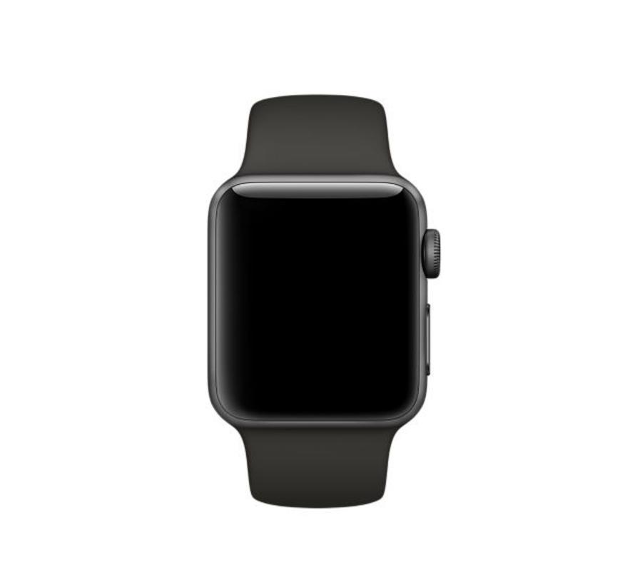 Apple watch sport band - grijs
