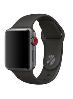 123Watches.nl Apple watch sport band - grijs