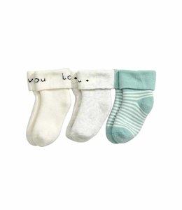 H&M 3-pack socks