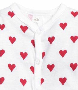 Pyjamas hearts