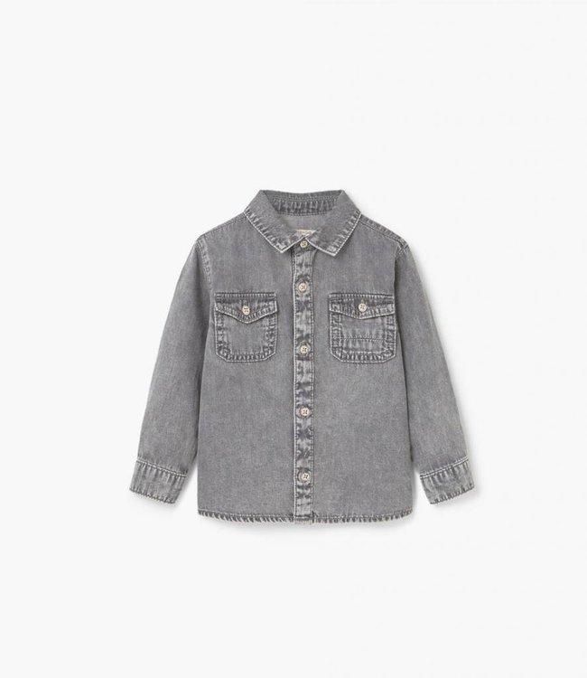 Mango Denim blouse
