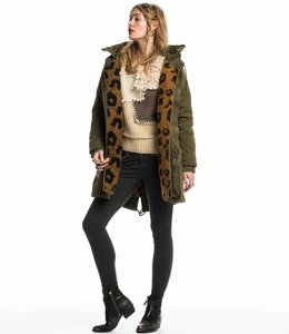 Scotch & Soda Army Parka