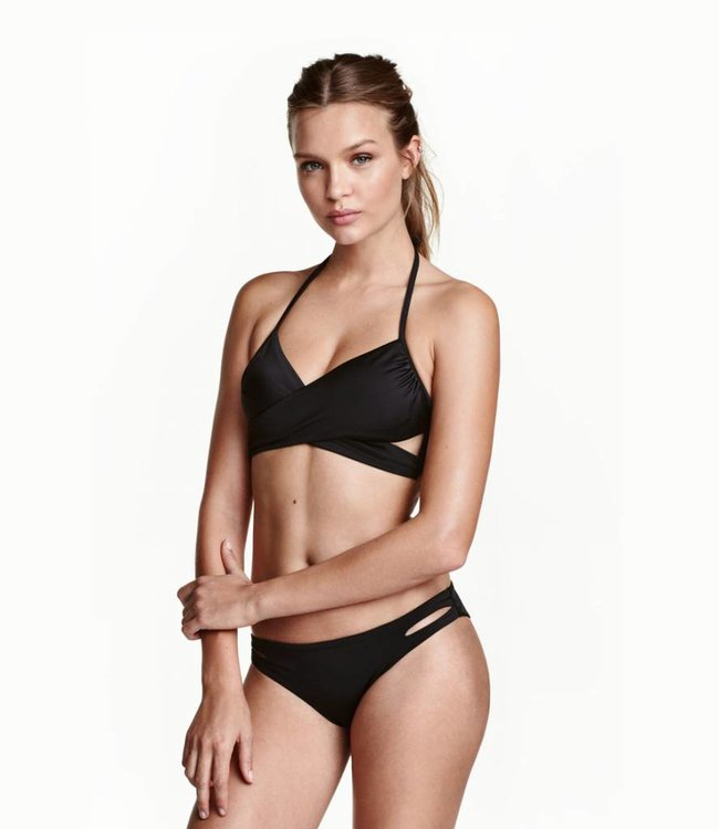 H&M Black bikini