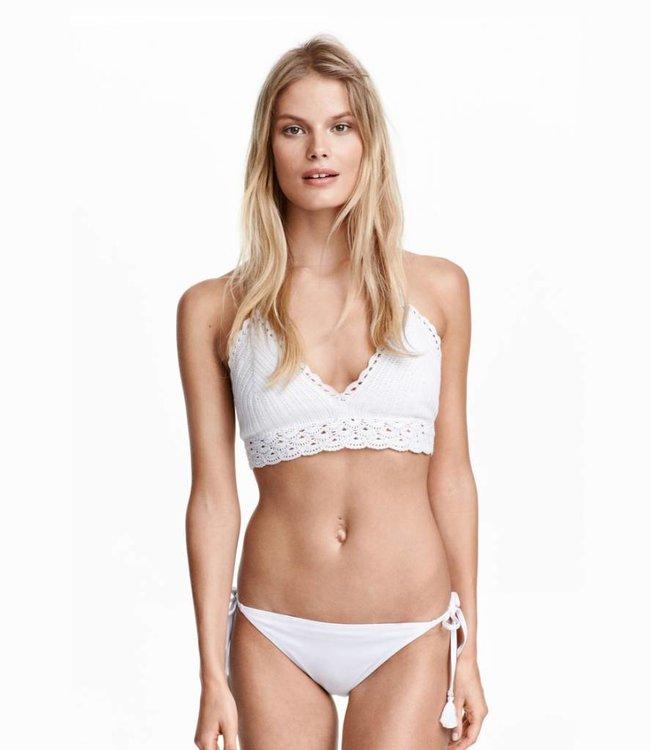H&M Bikini knitted