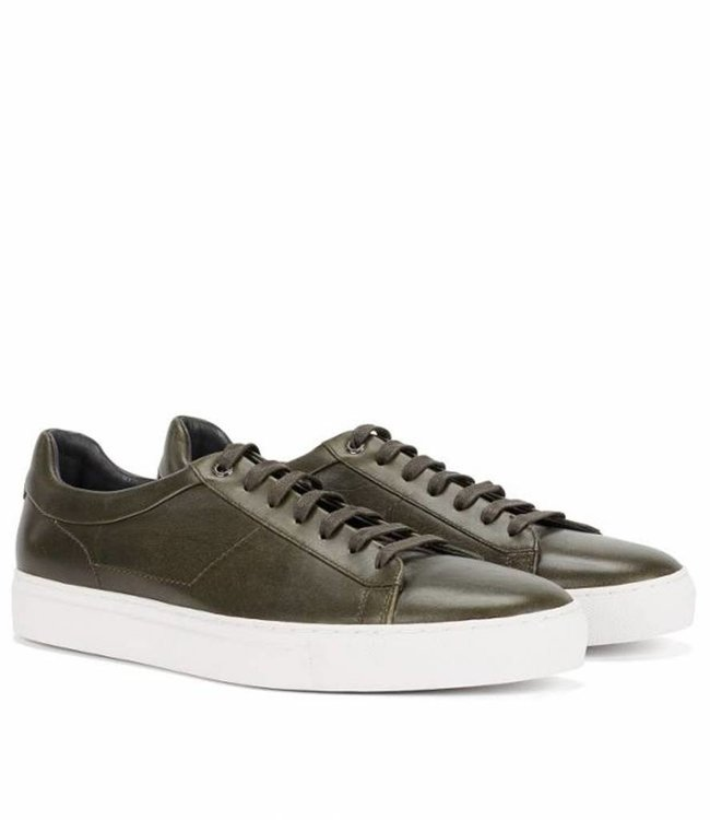 Hugo Boss Leather trainers
