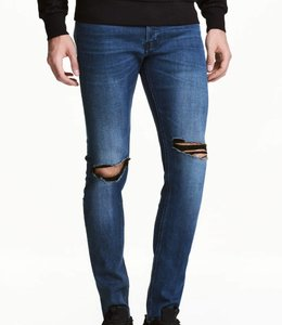 H&M Gescheurde jeans