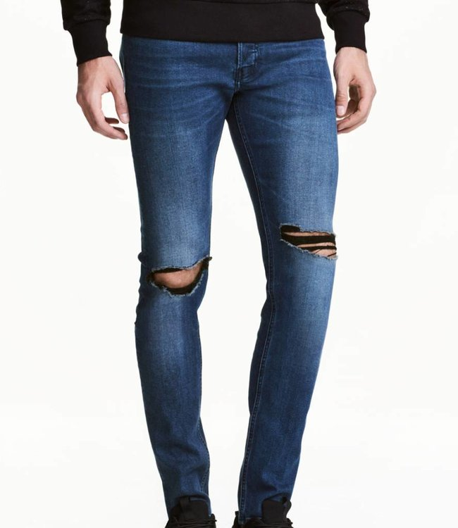 H&M Trashed jeans