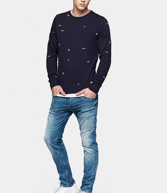 The Sting Print sweatshirt